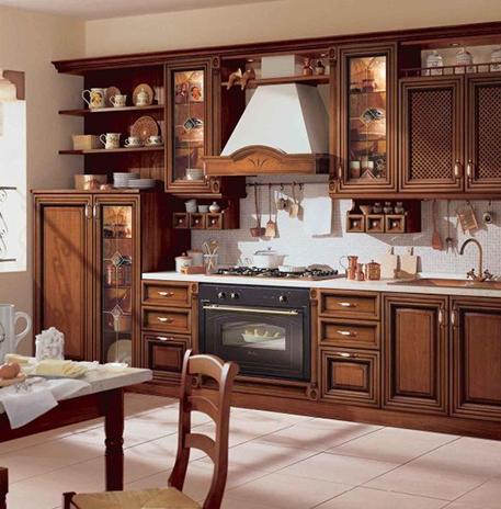 Кухня Мадлена