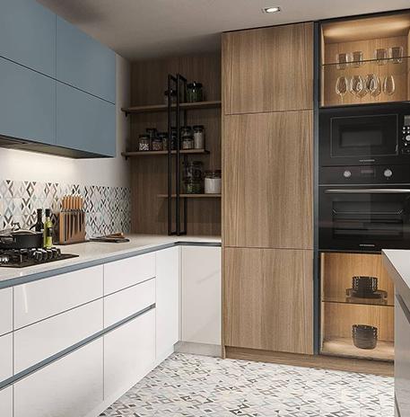 Кухня Мирра