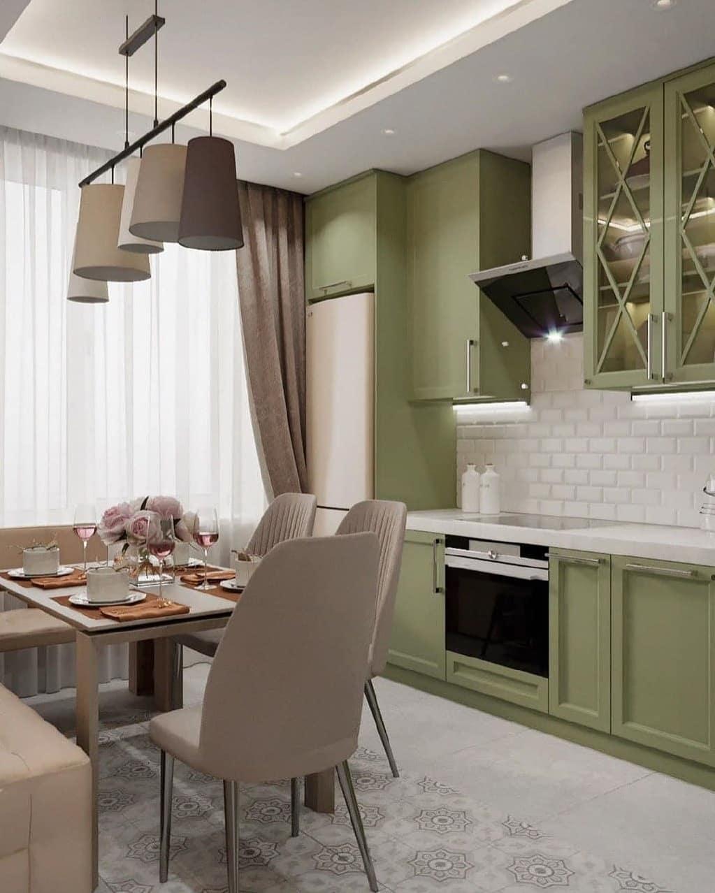 Кухня Ростислава